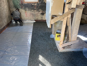 Foundation Waterproofing (Interior/Exterior)